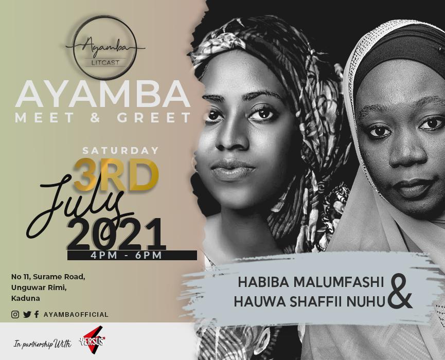 Ayamba Meet & Greet - July