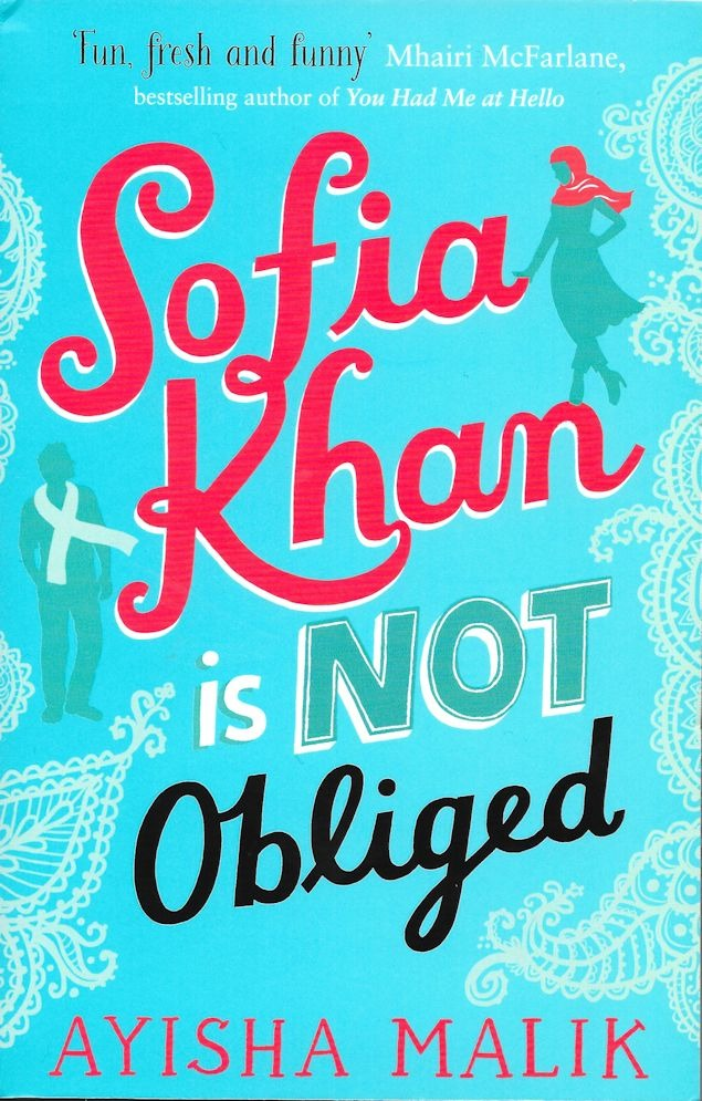 Sofia Khan is NOT Obliged_cover